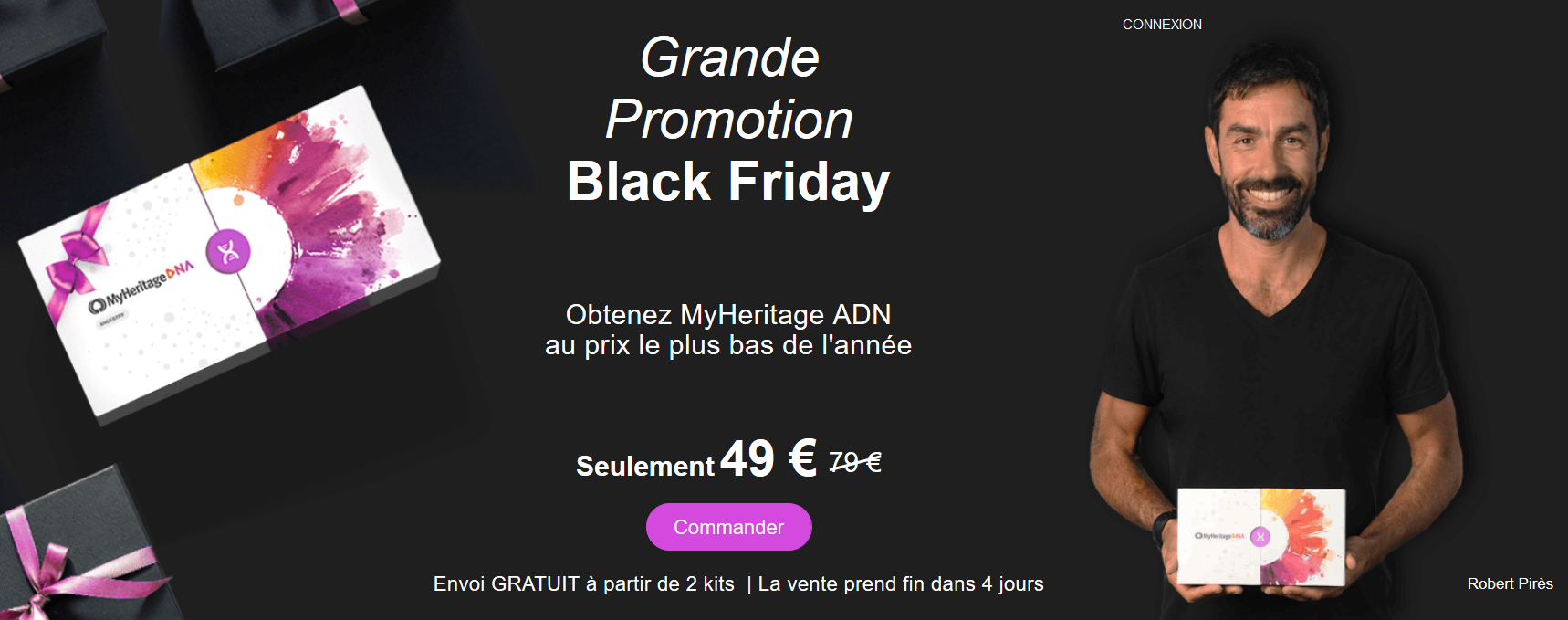 black friday myheritage